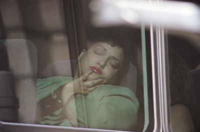 Image from Traffic 1999-2003 by Jean Christian Bourcart