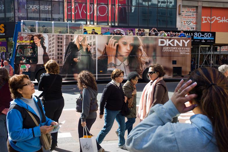 Street Photograph New York