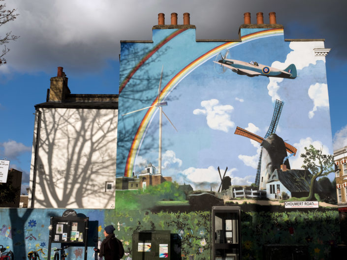 A Peckham Poem by Street Photographer Nick Turpin