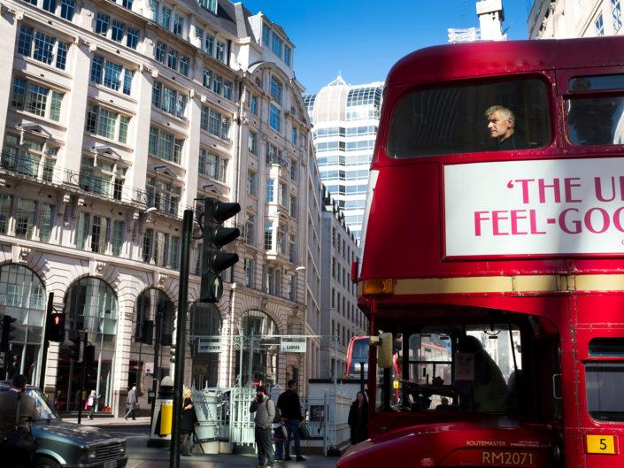 London Street Photograph by London based street photographer Nick Turpin