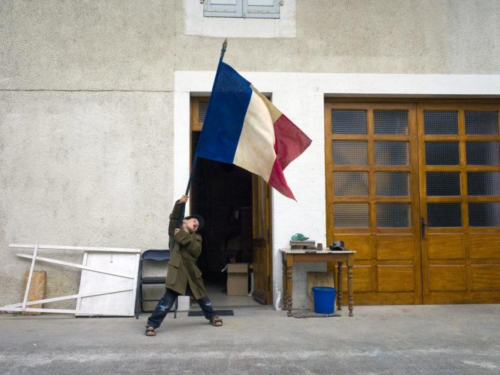 Artemare, France.
