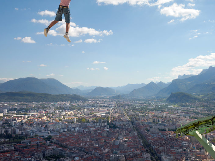 Grenoble, France.