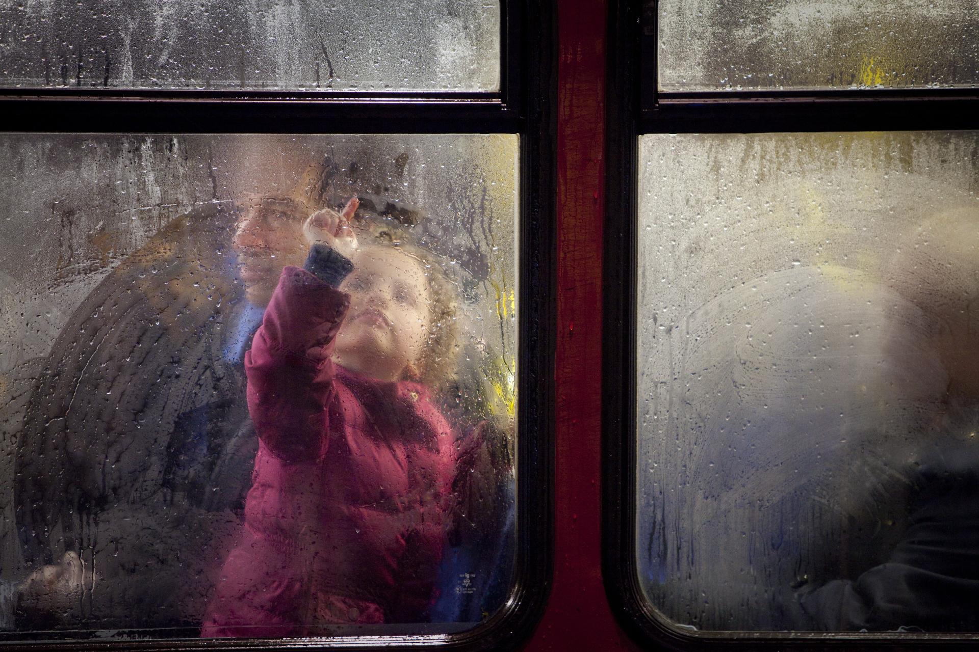 Through A Glass Darkly...