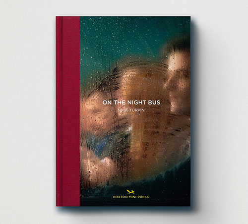 'On The Night Bus' is published 17th Nov 2016