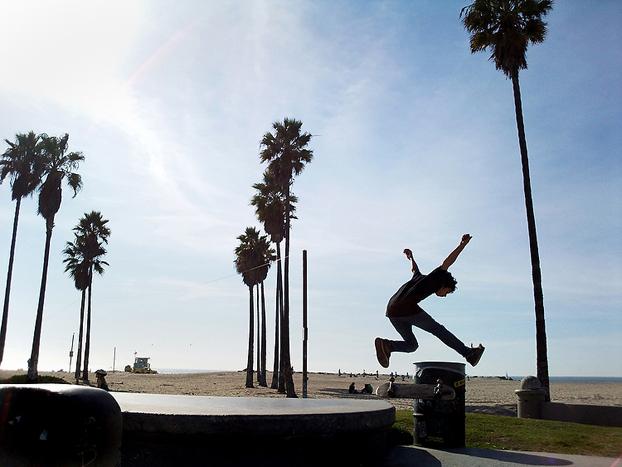 LA_Skateboarder