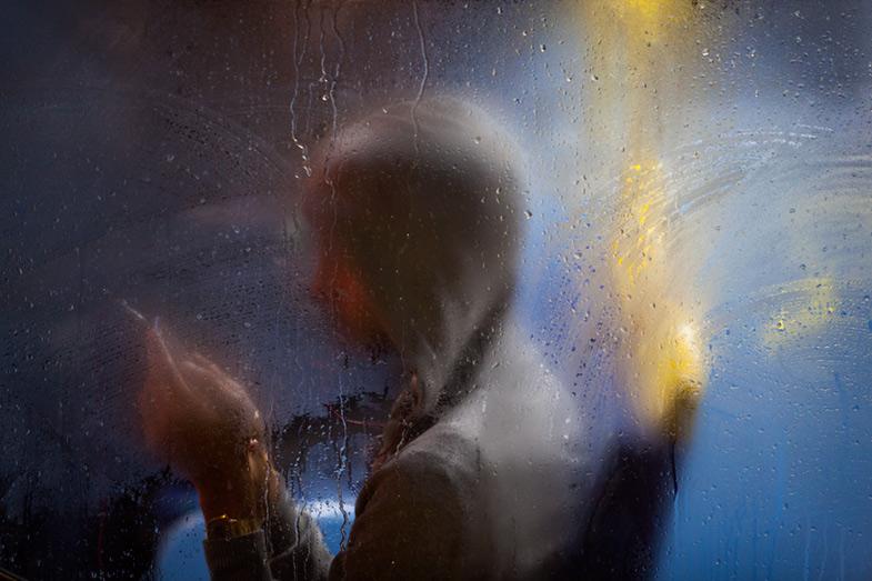 Through A Glass darkly #25