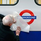 London Underground Decal